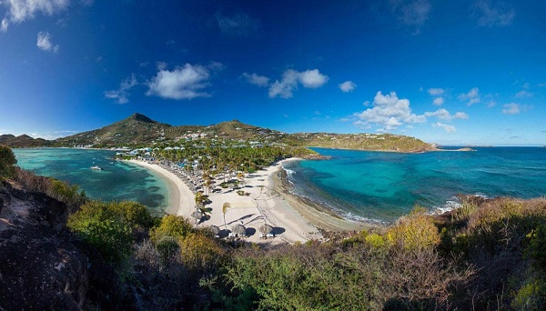 Best Island Beaches For Partying Mykonos St Barts: St Barts: A Luxury Destination In The Heart Of The Caribbean